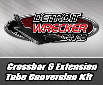 Detroit Wrecker Cross Bars