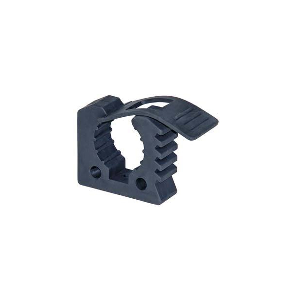SmallRubber Shovel Clamp