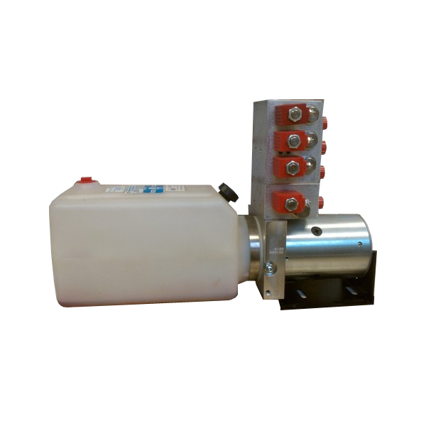 Electric Hydraulic Pump 8 Function