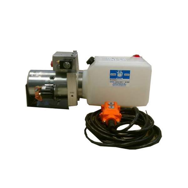 Electric Hydraulic Pump 2 Function w/ Remote