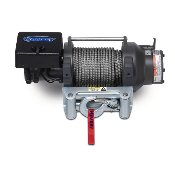 Winches & Winch Motors