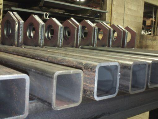 Detroit Wrecker Pivot Head & Cross Bar