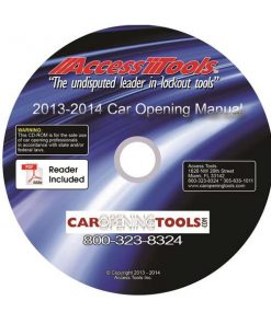 Car Opening Manual On Cd Rom