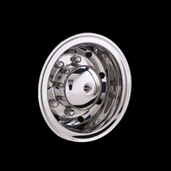 22.5 Inch, Rear 6, 8, 10 Lug, 6 Hand Holes,  Ring Mount