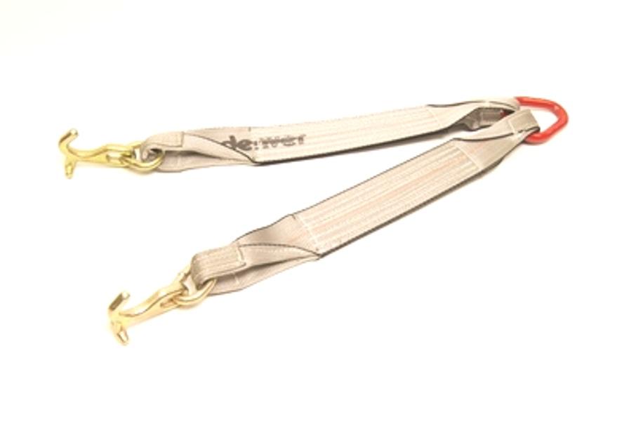 V-Strap w/ Hammer Head Hooks