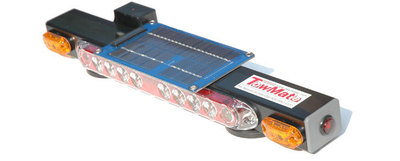 Tow Mate Solar Powered Wireless Tow Light