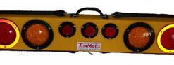 "TOWMATE WIRELESS WIDE LOAD BAR 36"" w/ Strobes"