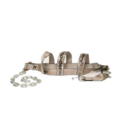 EXTRA LARGE BASKET STRAP (CHEVRON)
