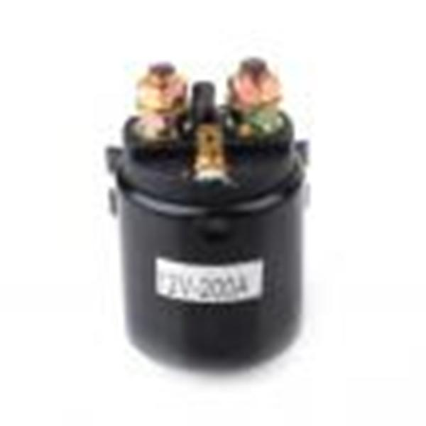 Muncie Solenoid 200 Amp