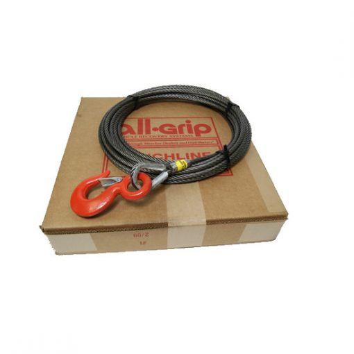 3/8 inch 150 ft. Steel Winch Cable