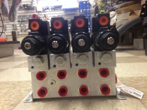 8 Function Valve w/ Electric Coils