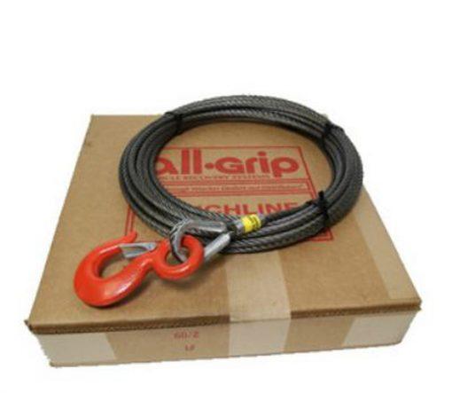 5/8 inch 75 ft. Fiber Winch Cable WL10075F