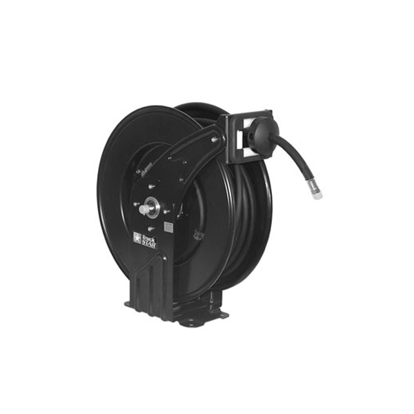 "3/8"" x 50' Hose & Reel (air/water)"