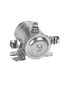 12 Volt Steel Case Solenoid (Insulated)