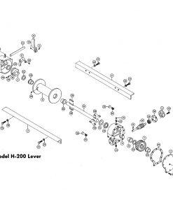 Capscrew 3/8-16NCx 1-1/4 LG. HX.HD GR.5