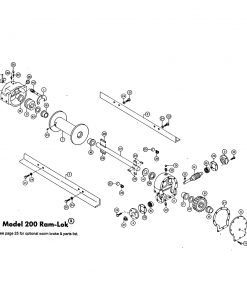 Lockwasher 3/8 MED. SECT. C.P.