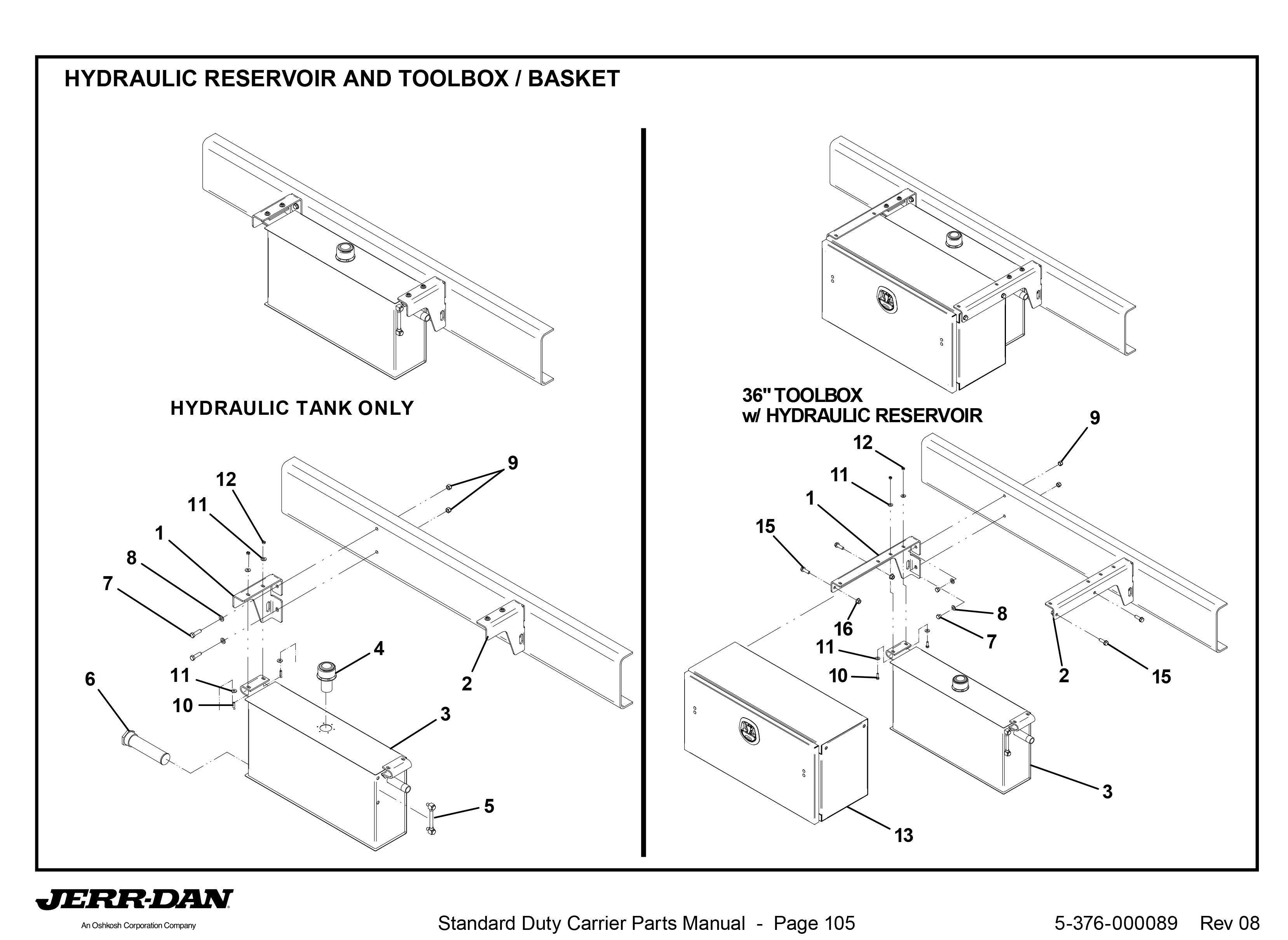 Mounting Bracket - Long (Part 2)