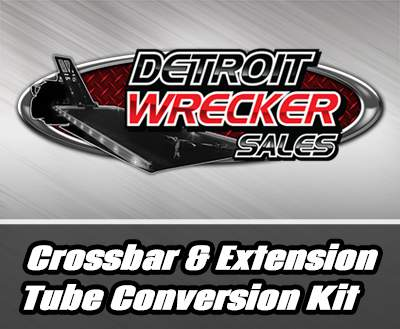 Detroit Wrecker Cross Bars