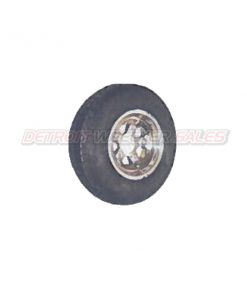 4.8 Steel Wheel With Tire