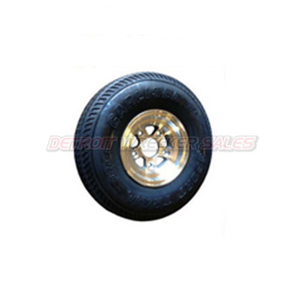 5.70 X 8.0 Load Range D Tire (1070 lb)