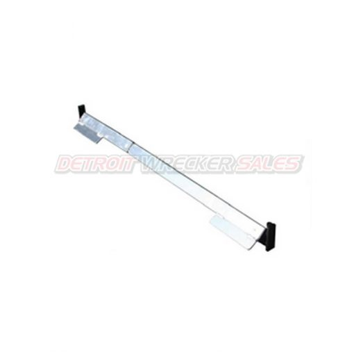 "ALUMINUM CROSS RAIL (TELESCOPIC, 4"" o/c, 6-HOLE, EA.)"