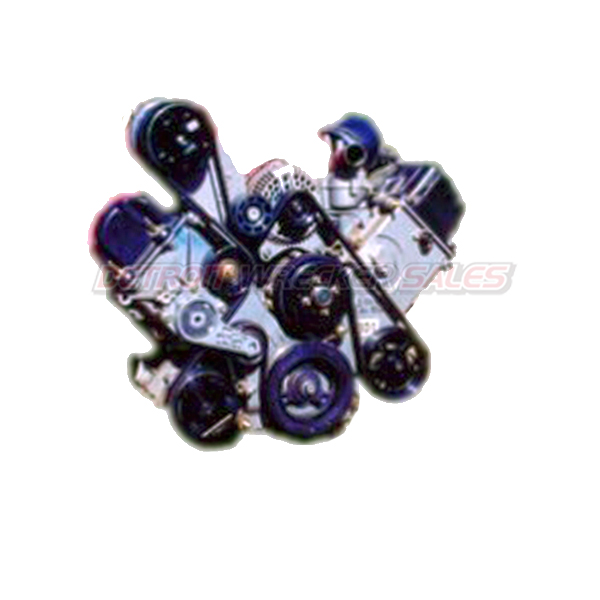 2002-05 Chev 6.6L Duramax w/AC