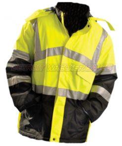 2 Tone Parka (Winter Jacket)