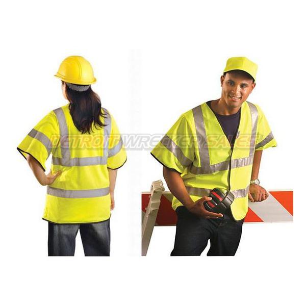 Class 3 Safety Vest w/ Velcro