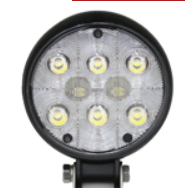 Round Led Work Light