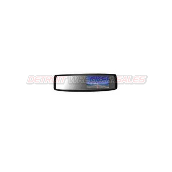 Rear View Mirror w/ Back Up Camera