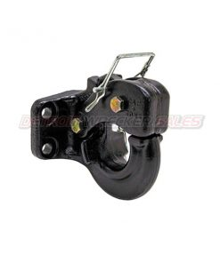 5-Ton Light-Duty Pintle Hook with Mounting Kit