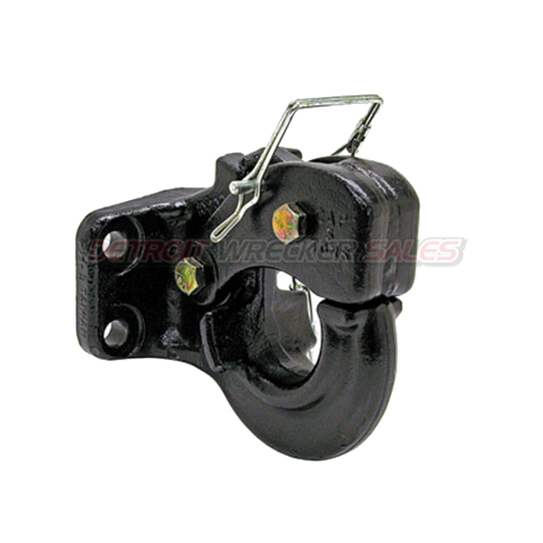 8-Ton Medium-Duty Pintle Hook with Mounting Kit