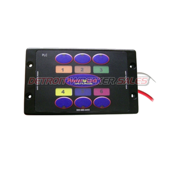 Universal Power Link Control Panel