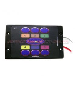 Universal Power Link Control Panel