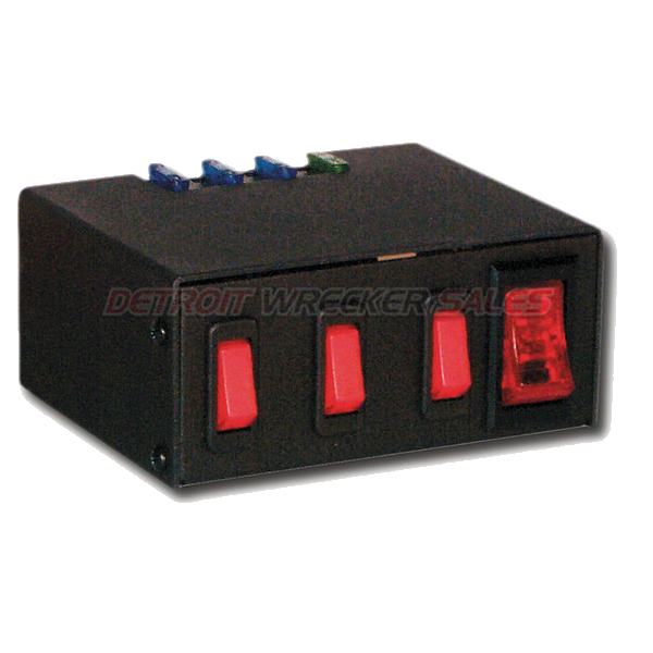 4 BUTTON SWITCH BOX