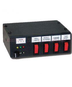 Switch Box w/ Slide Lever