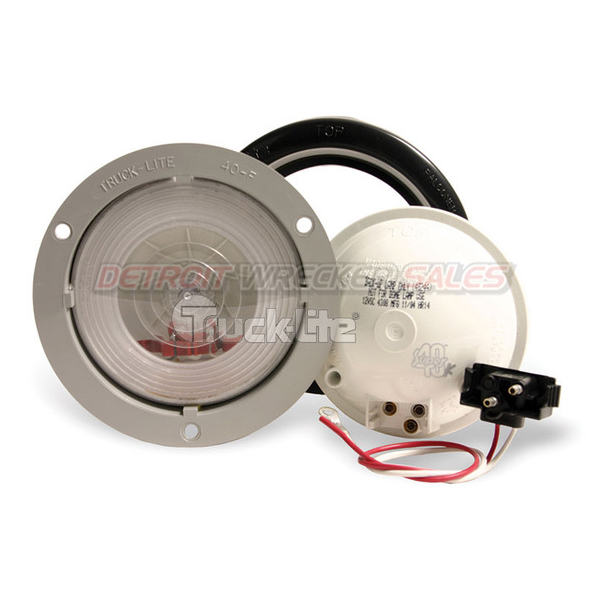 Non LED Reverse Light Round
