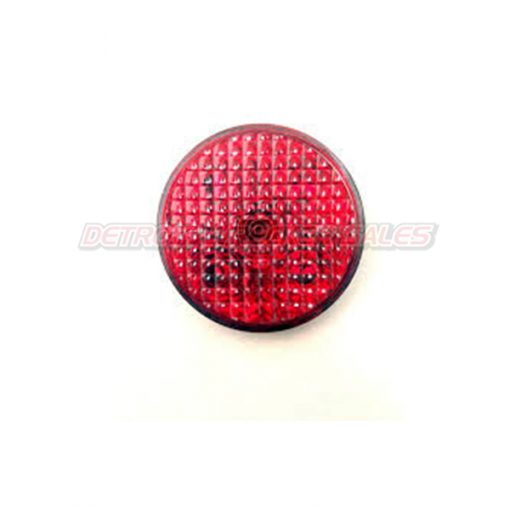 """4"""" LED Red by TecNiq Lifetime Warranty MADE IN USA"""