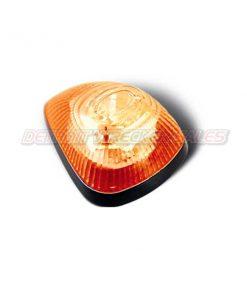 5 Strobe / Marker Light Set, Amber 5 Diode LED Roof Lights