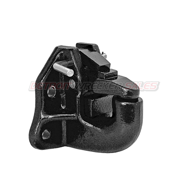 45-Ton Air Compensated Pintle Hook (4-Hole)