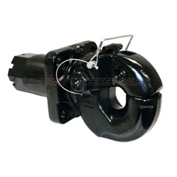 50-Ton Forged Swivel-Type Pintle Hook