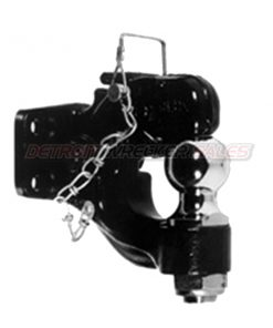 "8-Ton Forged Alloy Steel Combination Hitch with 2"" Ball"