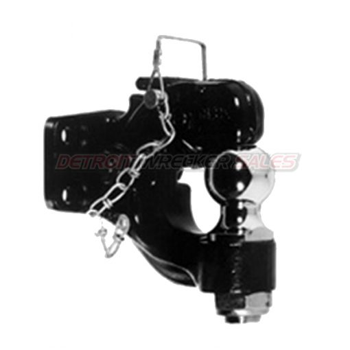 """8-Ton Combination Hitch with 2-5/16"""" Ball"""