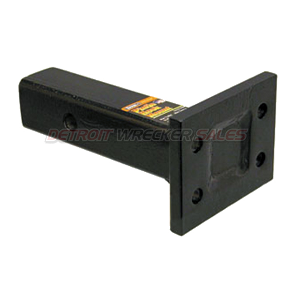 "PINTLE MOUNT,4""PLATE,8""SHANK"