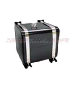 Side Mount Square 50 Gallon Steel Reservoir