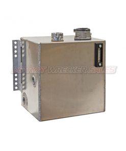 25 Gallon Aluminum Reservoir with 10 Micron Filter