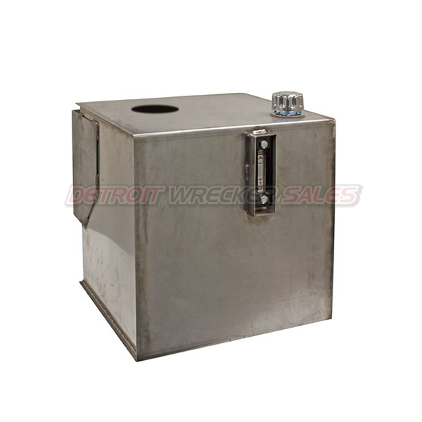 30-Gallon Stainless Steel Hydraulic Reservoir