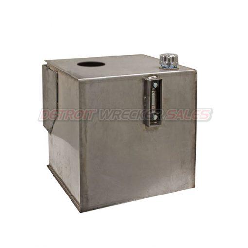 30-Gallon SS Hydraulic Reservoir w/Filter #10