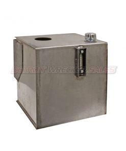 30-Gallon SS Hydraulic Reservoir w/Filter #25