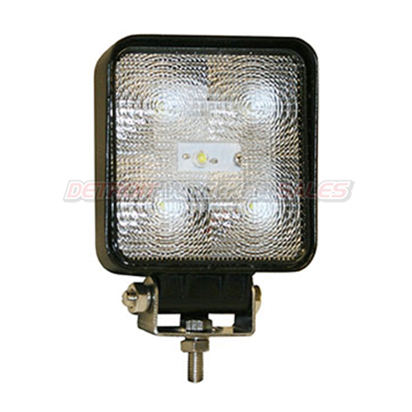 Clear Square Flood Light